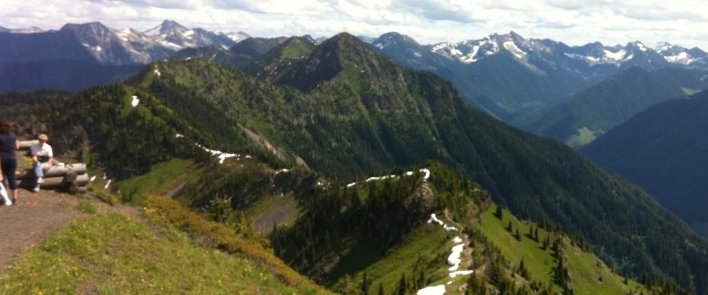 Idaho Peak, B.C. Canada